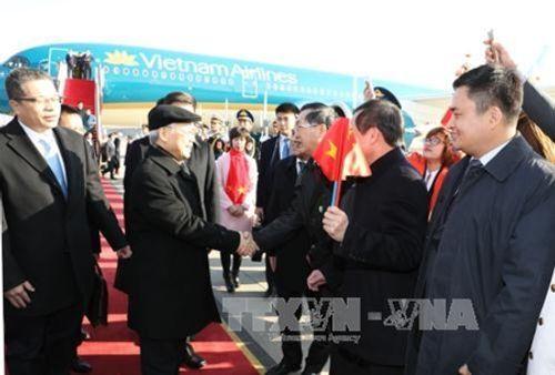 Việt Nam-Trung Quốc ký kết 15 văn kiện hợp tác quan trọng - Ảnh 1