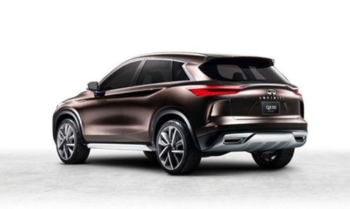 Mẫu QX50 Concept thông minh sẽ được ra mắt tại triển lãm Detroit - Ảnh 1
