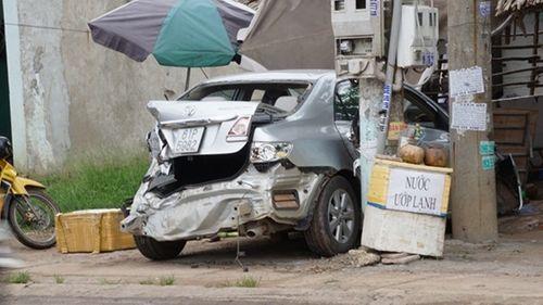 Tin tai nạn giao thông mới nhất ngày 19/10/2017 - Ảnh 2