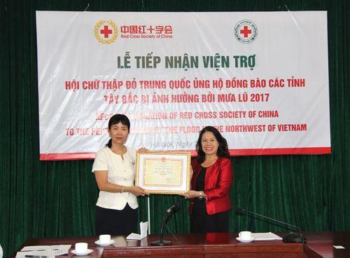 Việt Nam – Trung Quốc tăng cường hợp tác cứu hộ cứu nạn - Ảnh 1