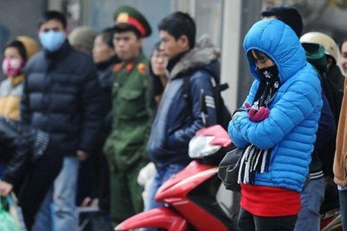 Dự báo thời tiết ngày 17/12: Hà Nội lạnh 9 độ C, miền Trung mưa rét - Ảnh 1