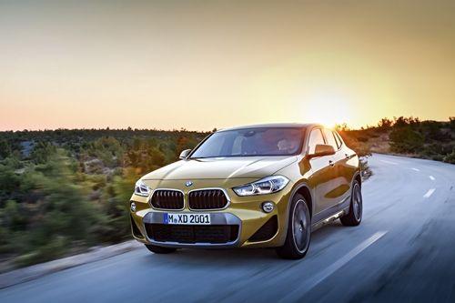 Cận cảnh xế sang BMW X2 2018 giá khởi điểm từ 895 triệu đồng - Ảnh 1