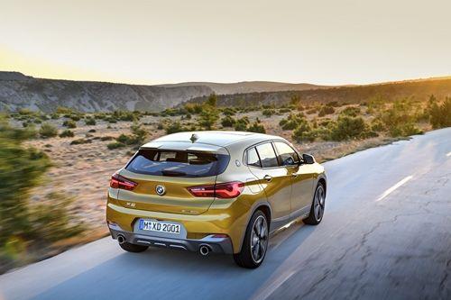 Cận cảnh xế sang BMW X2 2018 giá khởi điểm từ 895 triệu đồng - Ảnh 2