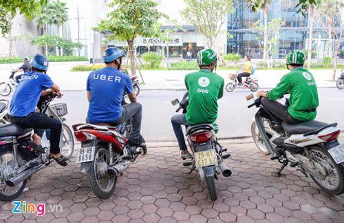 Bộ Tài chính bác khiếu nại của Uber về khoản thuế hơn 66,6 tỷ - Ảnh 1