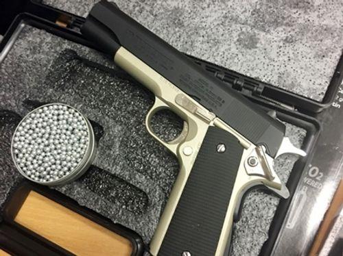 Phát hiện du học sinh Việt Nam mang súng nhựa trong hành lý đi Nhật Bản - Ảnh 1