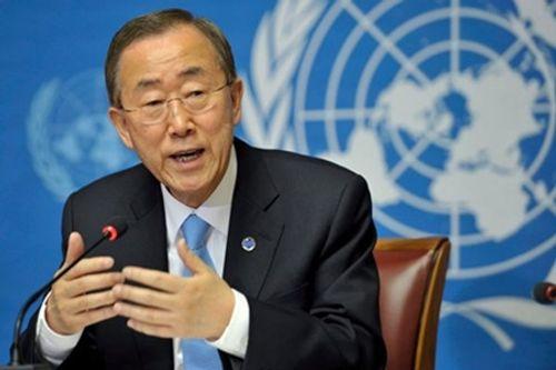 Ông Ban ki-moon không tranh cử Tổng thống Hàn Quốc - Ảnh 1