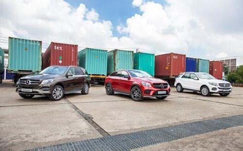 Giảm thuế 30%, nhập khẩu ô tô tăng gấp 3 lần trong tháng 1/2017 - Ảnh 1