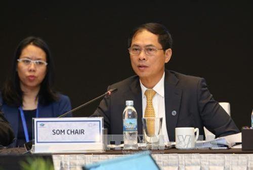 APEC 2017: Tiếp tục thảo luận các nội dung thúc đẩy hội nhập kinh tế khu vực - Ảnh 1