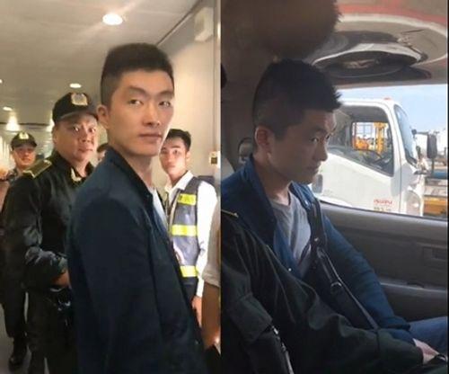 Bắt quả tang khách Trung Quốc trộm tiền trên máy bay - Ảnh 1