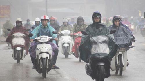 Dự báo thời tiết hôm nay 8/3: Miền Bắc tiếp tục mưa phùn, rét buốt - Ảnh 1