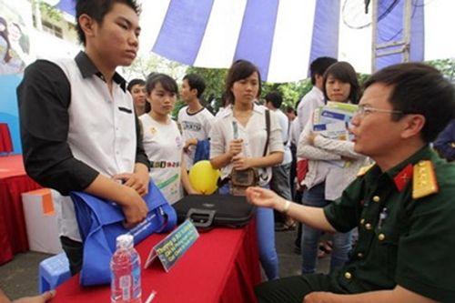 Thông tin mới nhất về tuyển sinh các trường quân đội năm 2017 - Ảnh 1