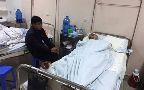 Xác định nguyên nhân vụ tai nạn liên hoàn khiến 6 người trọng thương ở Hà Nội - Ảnh 1