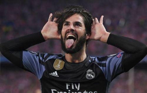 Real Madrid: Isco như nghệ sĩ khiêu vũ giữa bầy sói Atletico - Ảnh 2