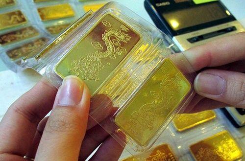 Giá vàng hôm nay 19/5: Vàng SJC giảm sâu 100 nghìn đồng/lượng - Ảnh 1
