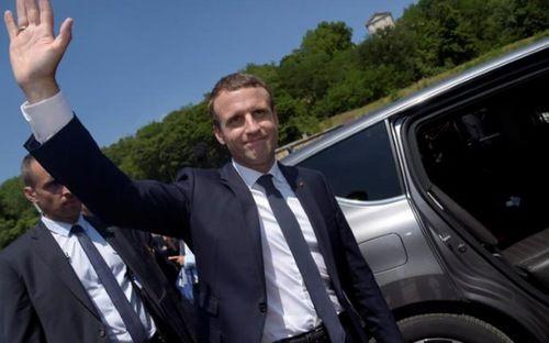 Đảng của Tổng thống Pháp Macron thắng áp đảo trong cuộc bầu cử Hạ viện - Ảnh 1