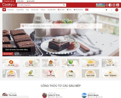 Cooky.vn – Nền tảng chia sẻ công thức nấu ăn hàng đầu Việt Nam chính thức nhận đầu tư từ Quỹ ESP Capital - Ảnh 1