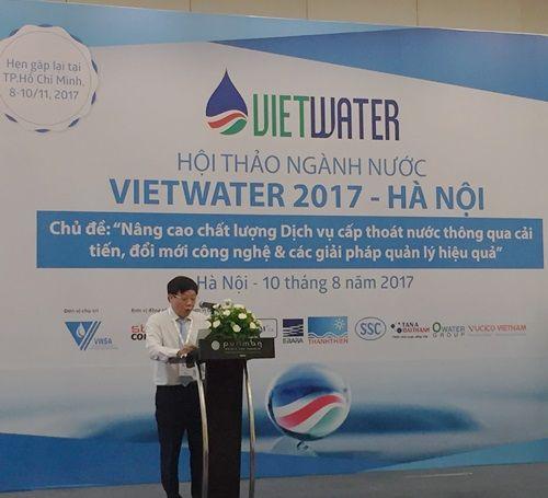 Giải pháp nào cho ngành nước sạch hiện nay? - Ảnh 1