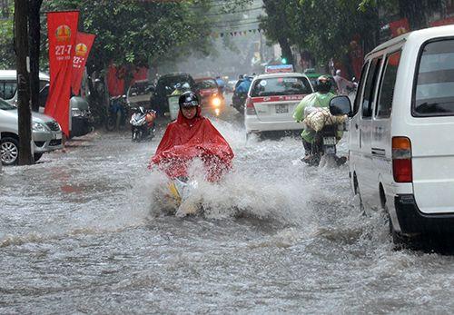 Dự báo thời tiết ngày 11/9: Hà Nội lại mưa rào 3 ngày liên tiếp - Ảnh 1
