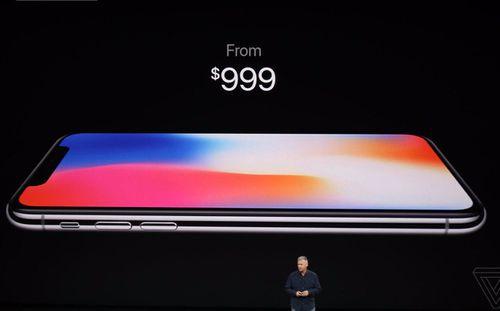 Siêu phẩm iPhone X giá 999 USD của Apple có gì đặc biệt? - Ảnh 1