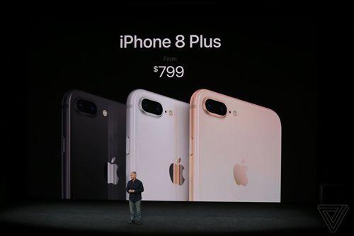 Apple ra mắt bộ đôi iPhone 8/8 Plus và siêu phẩm iPhone X, không lệch một li với tin rò rỉ! - Ảnh 2