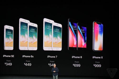 Apple ra mắt bộ đôi iPhone 8/8 Plus và siêu phẩm iPhone X, không lệch một li với tin rò rỉ! - Ảnh 4