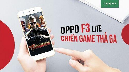 Chỉ với 890K, sở hữu ngay smartphone thời thượng OPPO F3 Lite - Ảnh 2