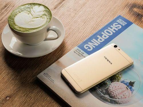 Chỉ với 890K, sở hữu ngay smartphone thời thượng OPPO F3 Lite - Ảnh 7