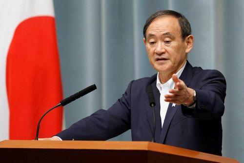 Nhật Bản phản đối tàu chiến Trung Quốc áp sát quần đảo tranh chấp - Ảnh 1