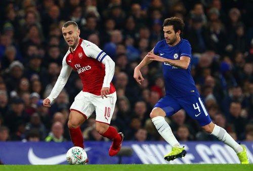 """Chelsea vẫn bị Arsenal """"cầm chân"""" dù dứt điểm đến 27 lần - Ảnh 1"""