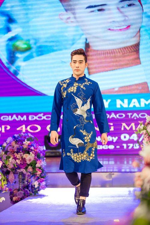 Hotboy Johnny Nam Kiệt – Top 30 Gương mặt thương hiệu - Ảnh 2