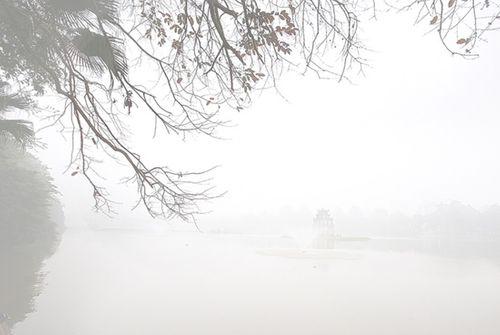 Dự báo thời tiết ngày 17/1: Miền Bắc chìm trong sương mù, trời rét 13 độ C - Ảnh 1