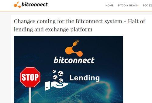 Người chơi Bitcoin Việt Nam lao đao vì Bitconnect dừng hoạt động - Ảnh 1
