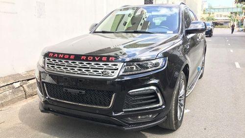 """Cận cảnh chiếc Range Rover """"nhái"""" giá 670 triệu xuất hiện tại Sài Gòn - Ảnh 1"""