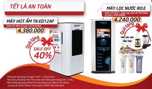 Taka ra mắt website bán hàng trực tuyến Takashop.vn - Ảnh 3