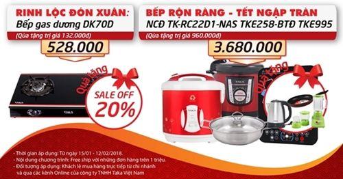 Taka ra mắt website bán hàng trực tuyến Takashop.vn - Ảnh 4