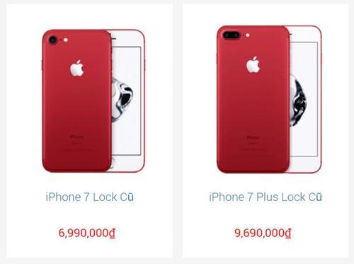 Cận Tết Nguyên đán 2018, iPhone 7 Plus giá còn khoảng 9 triệu đồng - Ảnh 1