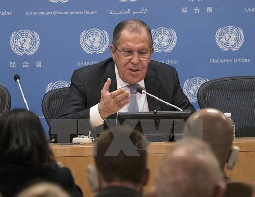 Nga phản bác chiến lược quốc phòng mới của Mỹ - Ảnh 1