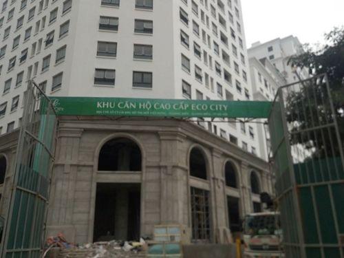 Hà Nội: Một công nhân tử vong tại công trường Ecocity Long Biên - Ảnh 1