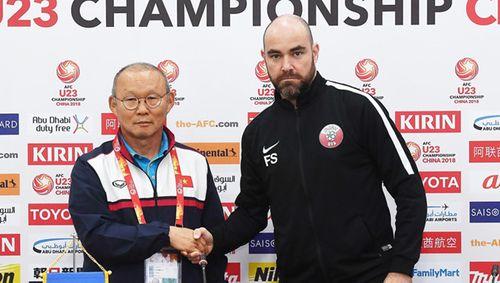 Sau thất bại không ngờ, HLV U23 Qatar nói gì? - Ảnh 1