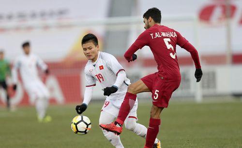 U23 Việt Nam vs U23 Qatar 2 - 2: Chiến thắng nghẹt thở, tiến thẳng chung kết! - Ảnh 1