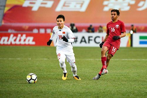 U23 Việt Nam vs U23 Qatar 2 - 2: Chiến thắng nghẹt thở, tiến thẳng chung kết! - Ảnh 3