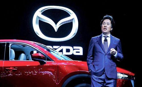 Mazda bác tin đồn sáp nhập vào Toyota - Ảnh 1