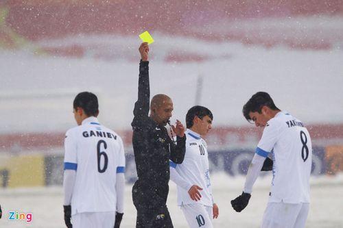 U23 Việt Nam – U23 Uzbekistan 1 - 2:  Bàn thua phút cuối - Ảnh 4
