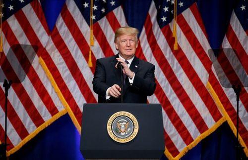 Ông Trump dự tính chi 716 tỷ USD cho ngân sách quốc phòng năm 2019 - Ảnh 1