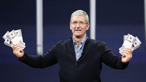 Mỗi chiếc iPhone bán ra, Apple thu về 151 USD - Ảnh 1