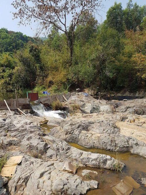 Đắk Lắk giữ lại công trình thủy điện của một hộ dân tự xây dựng - Ảnh 1