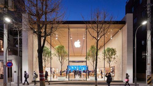 """Apple mở cửa hàng đầu tiên tại quê hương của """"đại kình địch"""" Samsung - Ảnh 1"""