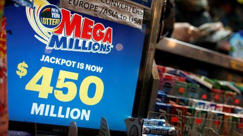 """Giải Mega """"khủng"""" 450 triệu USD đã tìm thấy chủ nhân - Ảnh 1"""