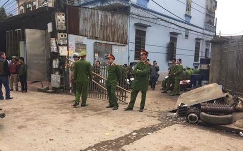Lập chốt kiểm soát xe phế liệu ra vào sau vụ nổ kinh hoàng tại Bắc Ninh - Ảnh 1
