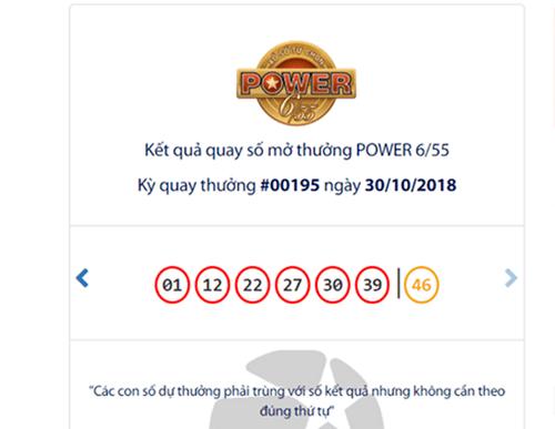 """Kết quả xổ số Vietlott hôm nay 1/11/2018: Jackpot 31 tỷ đồng chơi """"trốn tìm"""" - Ảnh 1"""